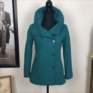 Talbots Wool Pea Coat